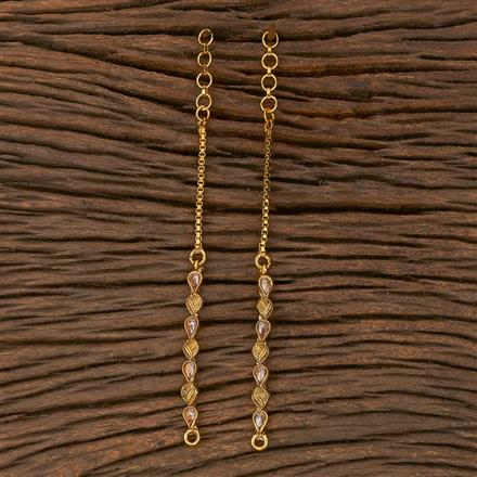 205400 Antique Classic Ear Chain With Gold Plating