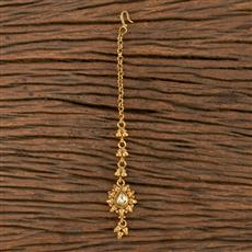 205860 Antique Delicate Tikka With Gold Plating