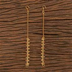 206119 Antique Classic Ear Chain With Gold Plating
