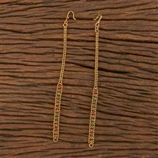 206120 Antique Classic Ear Chain With Gold Plating