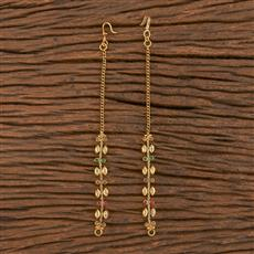 206125 Antique Classic Ear Chain With Gold Plating
