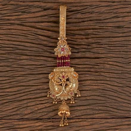 206182 Antique Classic Jhuda With Gold Plating