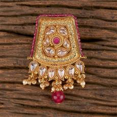 206302 Antique Classic Brooch With Gold Plating