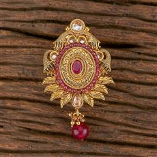 206306 Antique Classic Brooch With Gold Plating
