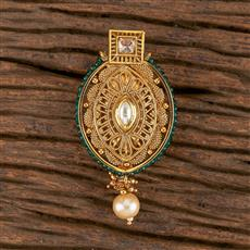 206307 Antique Classic Brooch With Gold Plating