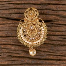 206308 Antique Classic Brooch With Gold Plating