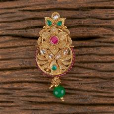 206309 Antique Classic Brooch With Gold Plating