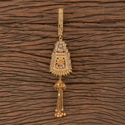 206312 Antique Classic Jhuda With Gold Plating