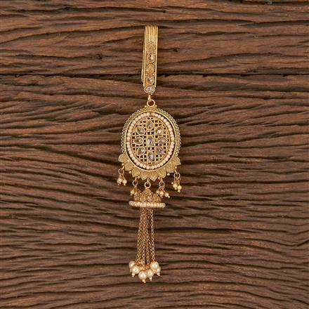 206313 Antique Classic Jhuda With Gold Plating