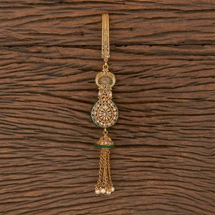206314 Antique Classic Jhuda With Gold Plating