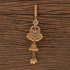 206319 Antique Classic Jhuda With Gold Plating
