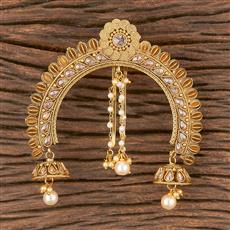 206609 Antique Classic Hair Clips With Gold Plating