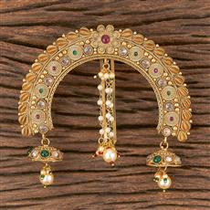 206611 Antique Classic Hair Clips With Gold Plating