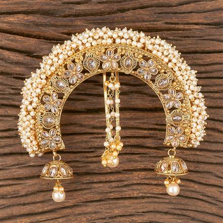 206615 Antique Classic Hair Clips With Gold Plating