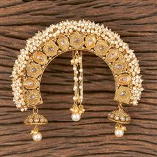 206617 Antique Classic Hair Clips With Gold Plating