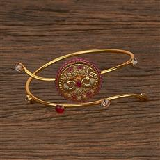 207025 Antique Classic Baju Band With Gold Plating