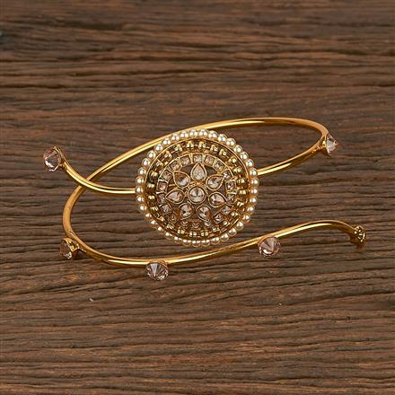 207026 Antique Classic Baju Band With Gold Plating