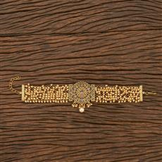 207029 Antique Classic Bracelet With Gold Plating