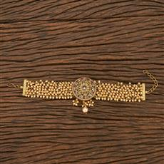 207030 Antique Classic Bracelet With Gold Plating