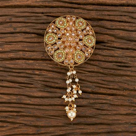 207147 Antique Classic Brooch With Gold Plating