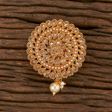 207148 Antique Classic Brooch With Gold Plating