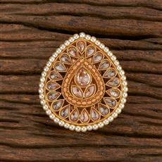 207150 Antique Classic Brooch With Gold Plating
