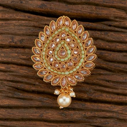 207152 Antique Classic Brooch With Gold Plating