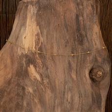 207306 Antique Plain Kamar Patta With Gold Plating