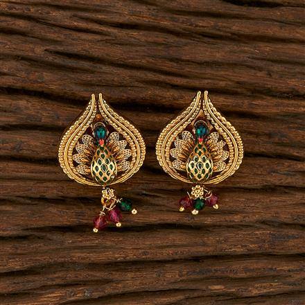 207498 Antique Tops With Gold Plating