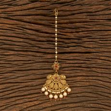 207752 Antique Classic Tikka With Gold Plating