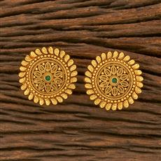 207805 Antique Tops With Gold Plating