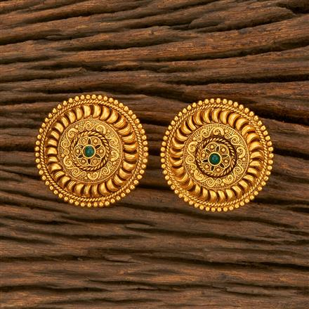207807 Antique Tops With Gold Plating