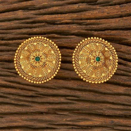 207808 Antique Tops With Gold Plating
