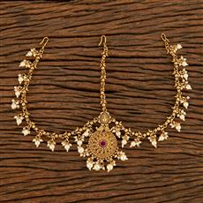 207814 Antique Classic Damini With Gold Plating