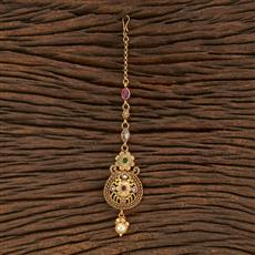 207888 Antique Classic Tikka With Gold Plating