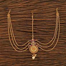 207890 Antique Classic Damini With Gold Plating