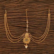 207894 Antique Classic Damini With Gold Plating
