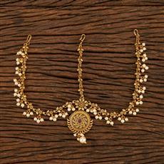207950 Antique Classic Damini With Gold Plating