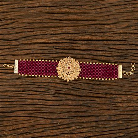 208251 Antique Classic Bracelet With Gold Plating