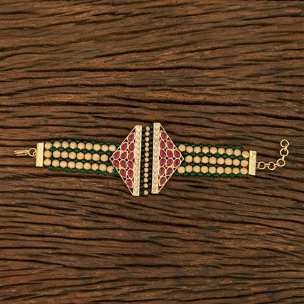 208252 Antique Classic Bracelet With Gold Plating