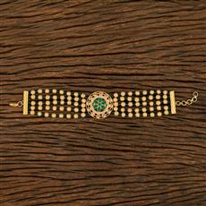 208253 Antique Classic Bracelet With Gold Plating