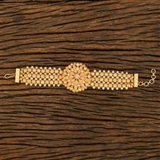 208255 Antique Classic Bracelet With Gold Plating