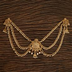 208431 Antique Classic Hair Clips With Gold Plating