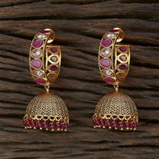 208685 Antique Balis With Gold Plating