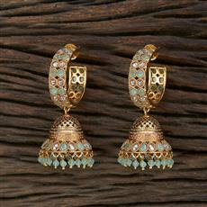 208687 Antique Balis With Gold Plating