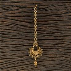 208707 Antique Chand Tikka With Gold Plating