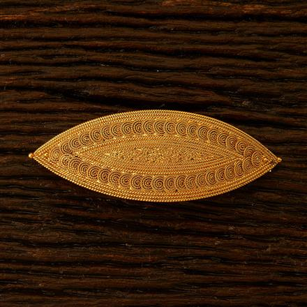 21579 Antique Classic Hair Clips with gold plating