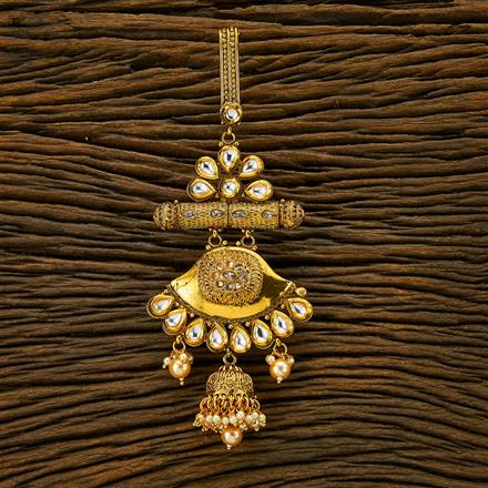 23360 Antique Classic Jhuda with gold plating