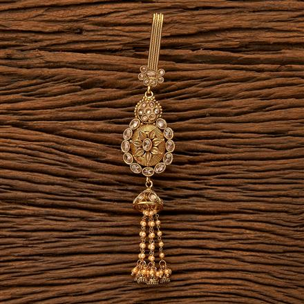 23967 Antique Classic Jhuda with gold plating