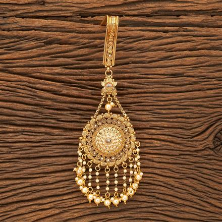 24172 Antique Classic Jhuda with gold plating